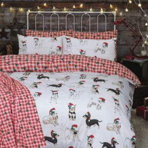 kids christmas bedding sets