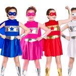 girls super hero costumes